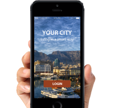 smart city authentication sysem