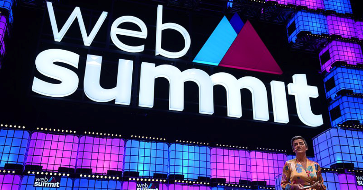 Sun Evo presence in Web Summit
