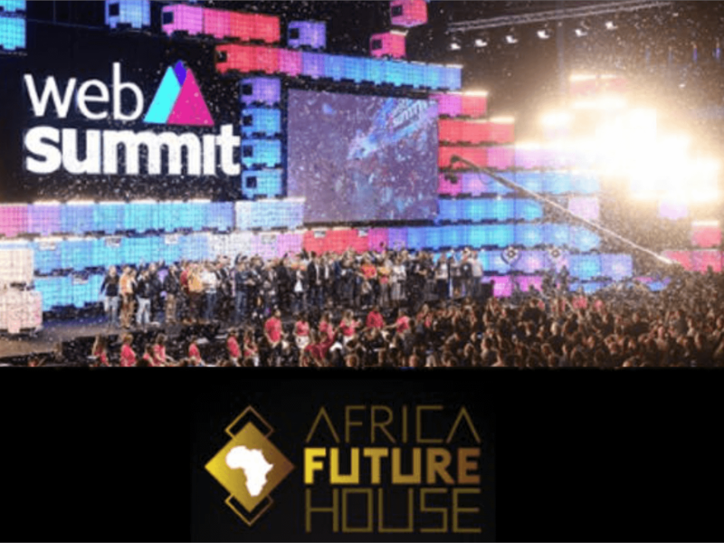 Sun Evo Tech invited for Africa Future House at Web Summit 19