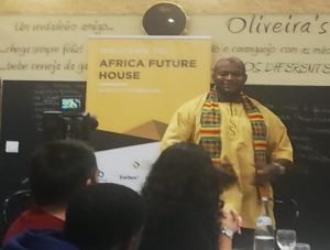 Einstein Africa Future House
