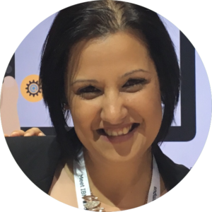 Magda Jamal Business Development Director