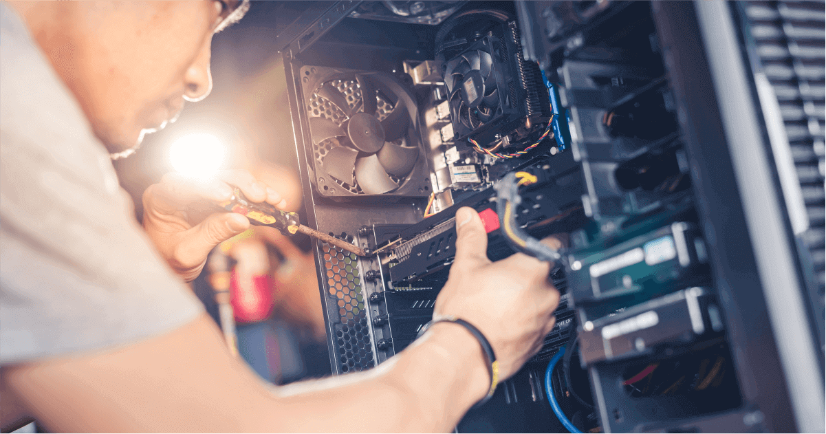 Reasons to choose refurbished hardware
