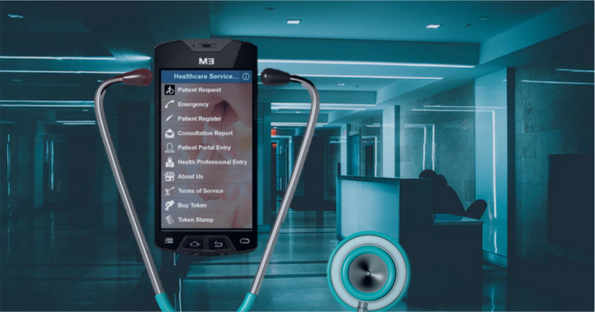 PDAs healthcare mobility M3 Mobile
